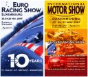 Affiche Euro Racing Show 10eme Edition